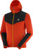 Salomon M's X Alp Mid Hoodie Vivid Orange/Black